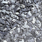 Green Slate Chippings.