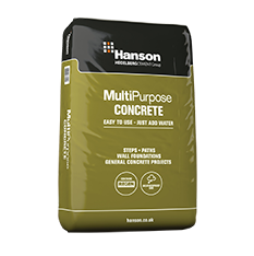 Multipurpose Concrete.